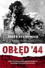 Okładka książki Obłęd '44